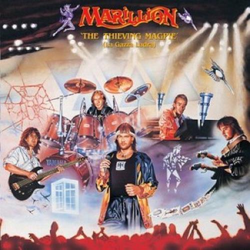 Marillion The Thieving Magpie [La Gazza Ladra] 2 CD album set (Double CD) UK MAR2CTH475593