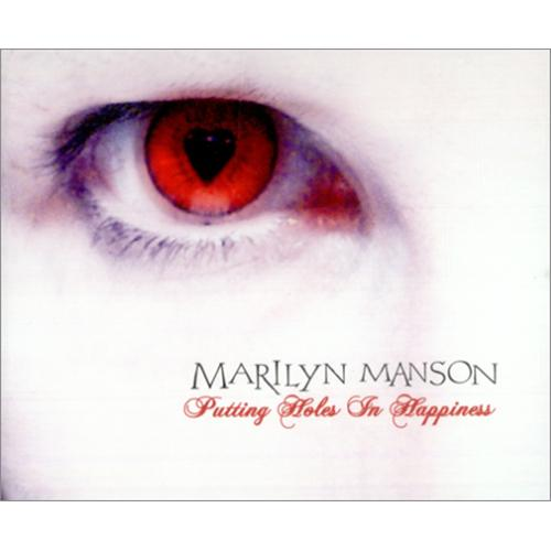 marilyn manson putting holes in happiness german cd single cd5 5