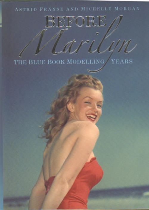 Marilyn Monroe Before Marilyn book UK MLNBKBE642196