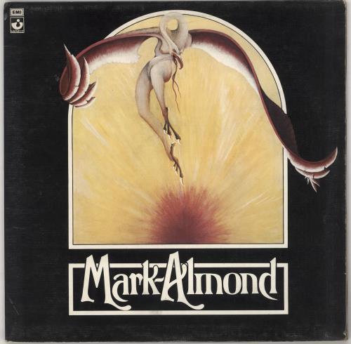 Mark-Almond Rising - 1st - VG vinyl LP album (LP record) UK MRALPRI728041