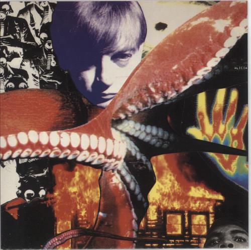 "Mark E Smith Plug Myself In 7"" vinyl single (7 inch record) UK MRH07PL249981"