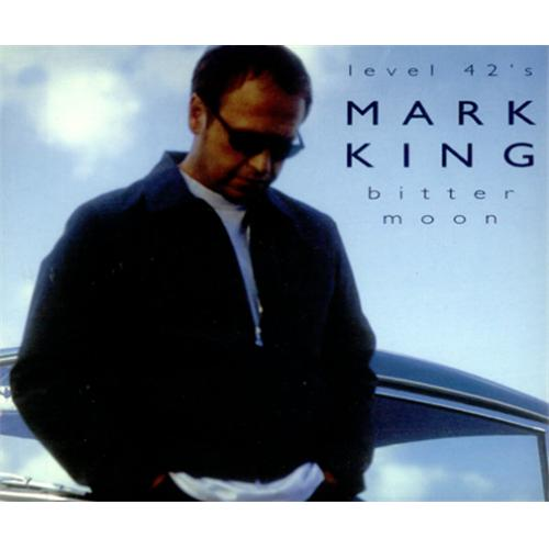 "Mark King Bitter Moon CD single (CD5 / 5"") UK MKIC5BI131155"