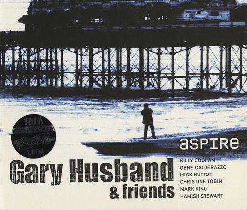 Mark King Dindi - Featured on Gary Husband & Friends Aspire CD album (CDLP) UK MKICDDI439580