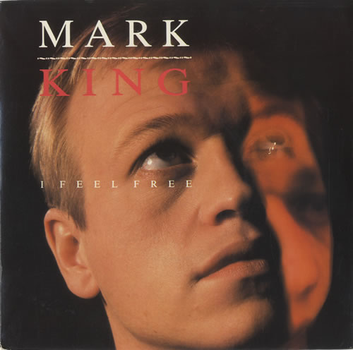 "Mark King I Feel Free 7"" vinyl single (7 inch record) UK MKI07IF33659"