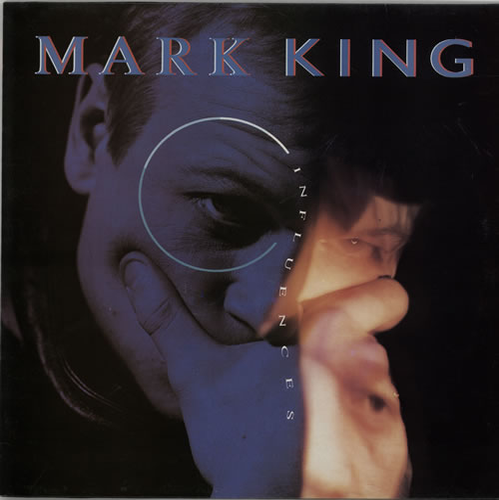 Mark King Influences vinyl LP album (LP record) UK MKILPIN44292