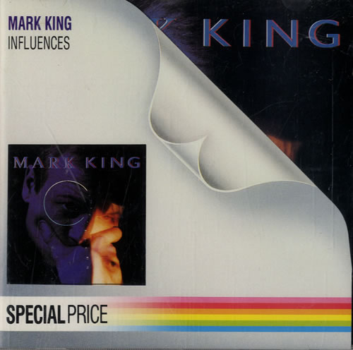 Mark King Influences CD album (CDLP) German MKICDIN55912