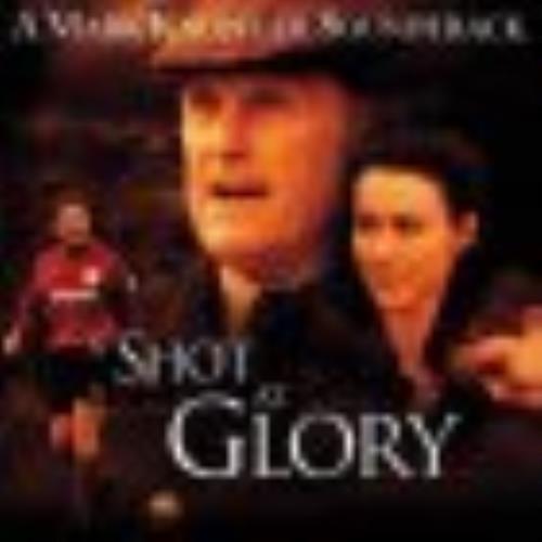Mark Knopfler A Shot At Glory CD album (CDLP) UK KNOCDAS198628