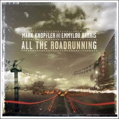 Mark Knopfler All The Road Running CD album (CDLP) UK KNOCDAL356626