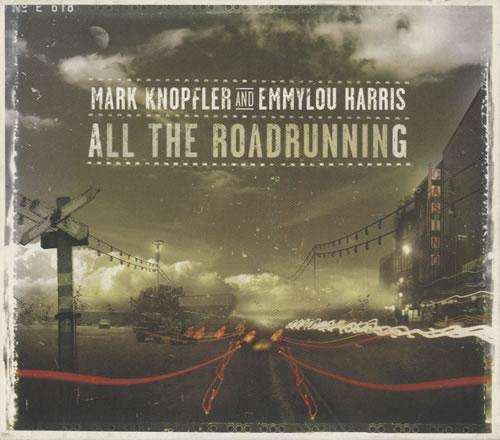 Mark Knopfler All The Roadrunning CD album (CDLP) US KNOCDAL468502