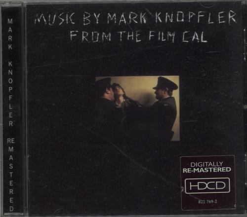 Mark Knopfler Cal - HDCD CD album (CDLP) UK KNOCDCA83096