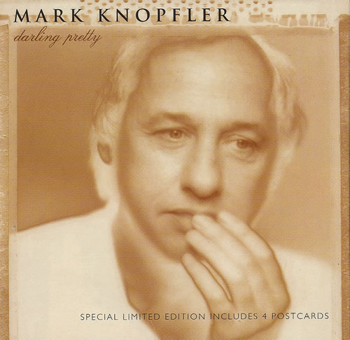 Mark Knopfler Darling Pretty 2-CD single set (Double CD single) UK KNO2SDA481420