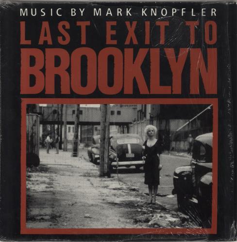 Mark Knopfler Last Exit To Brooklyn - Shrink vinyl LP album (LP record) UK KNOLPLA724921