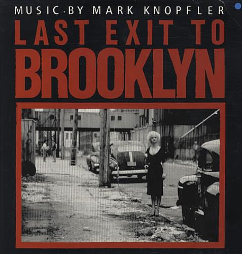 Mark Knopfler Last Exit To Brooklyn vinyl LP album (LP record) UK KNOLPLA130316