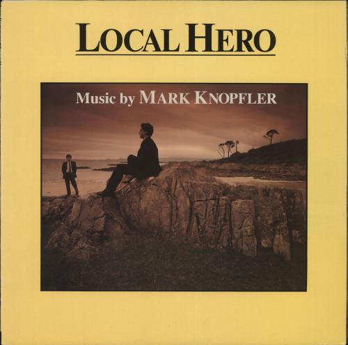 Mark Knopfler Local Hero vinyl LP album (LP record) UK KNOLPLO190226