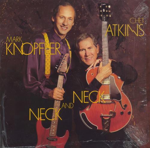 Mark Knopfler Neck And Neck vinyl LP album (LP record) Dutch KNOLPNE494958
