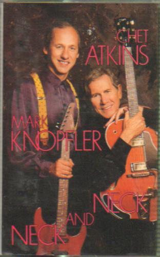 Mark Knopfler Neck And Neck cassette album UK KNOCLNE643602