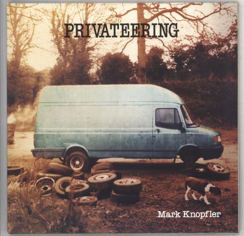 Mark Knopfler Privateering - 180gm Vinyl 2-LP vinyl record set (Double Album) UK KNO2LPR733808