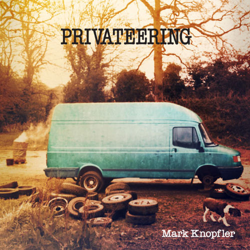 Mark Knopfler Privateering - Sealed 2-LP vinyl record set (Double Album) UK KNO2LPR573001