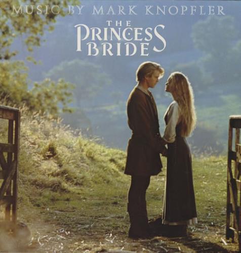 Mark Knopfler The Princess Bride vinyl LP album (LP record) Dutch KNOLPTH347390