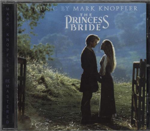 Mark Knopfler The Princess Bride CD album (CDLP) UK KNOCDTH663765