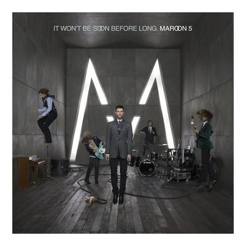 Maroon 5 It Won't Be Soon Before Long CD album (CDLP) UK MR5CDIT399809