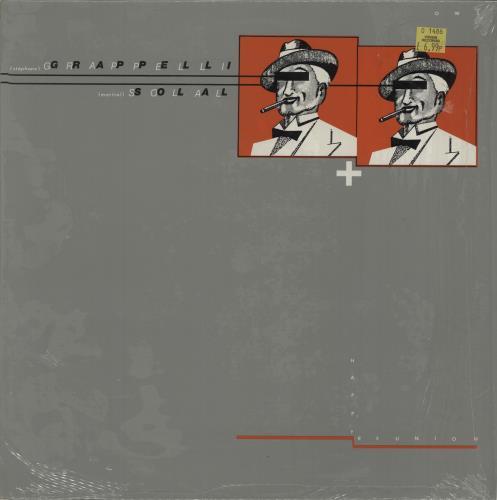 Martial Solal Happy Reunion vinyl LP album (LP record) French MS4LPHA674947