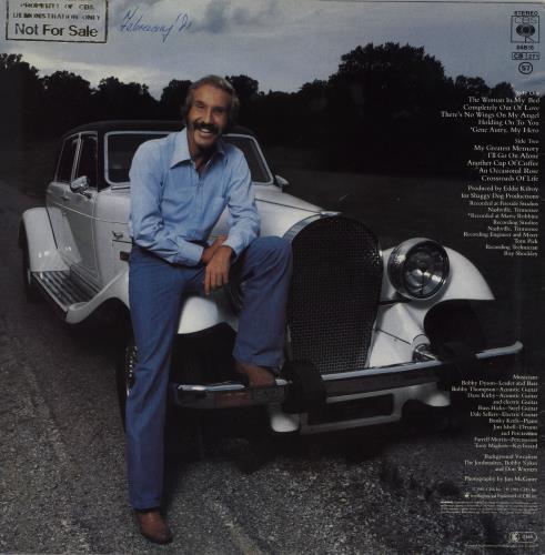 Marty Robbins Everything I've Always Wanted - Promo Stamped vinyl LP album (LP record) UK M/RLPEV759503