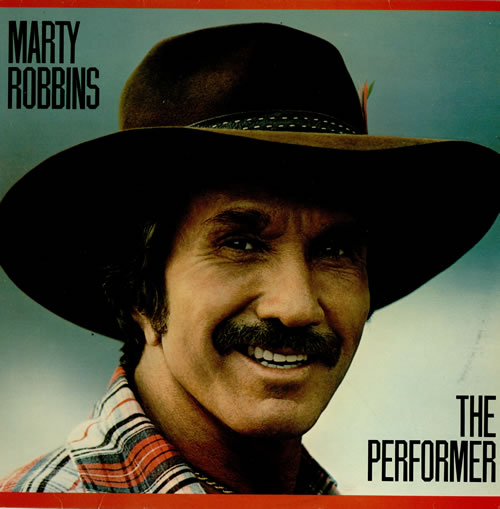 Marty Robbins The Performer Uk Vinyl Lp Album Lp Record