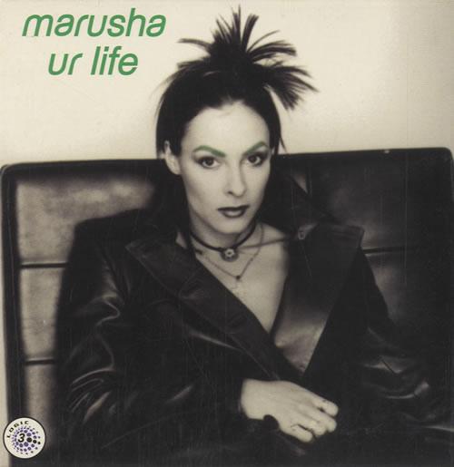 Marusha Ur Life US CD single (CD5 / 5