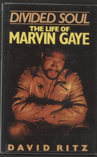 Marvin Gaye Divided Soul: The Life Of Marvin Gaye book UK MVGBKDI741446