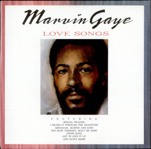 marvin gaye love songs uk vinyl lp album  lp record   505339