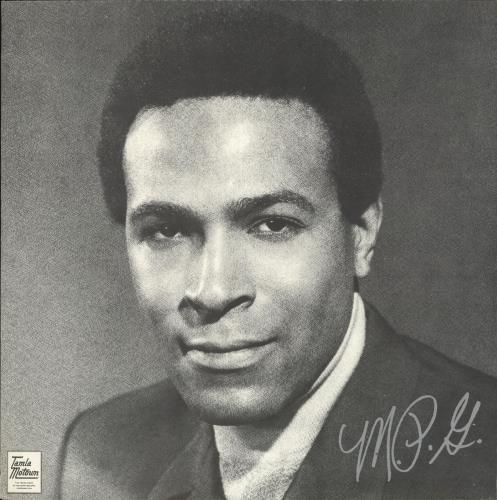 Marvin Gaye M.P.G. vinyl LP album (LP record) UK MVGLPMP725027