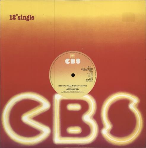 Marvin gaye sexual healing vinyl