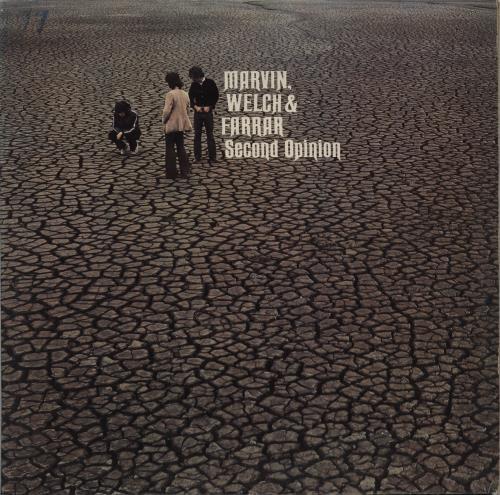Marvin Welch & Farrar Second Opinion vinyl LP album (LP record) UK MWFLPSE70967