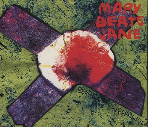 "Mary Beats Jane Old CD single (CD5 / 5"") UK MJ7C5OL393943"