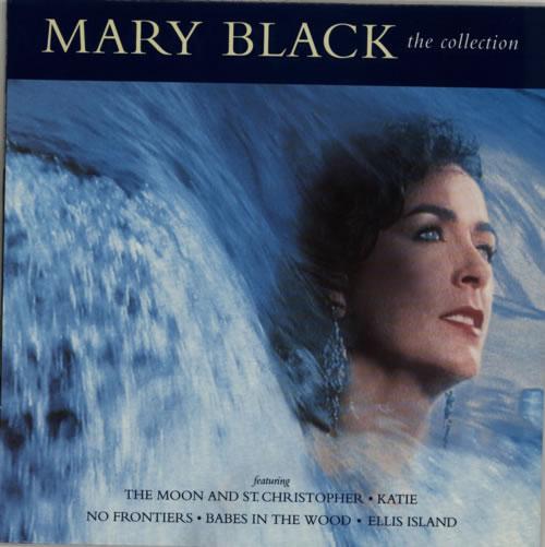 Mary Black The Collection vinyl LP album (LP record) UK MBKLPTH586033