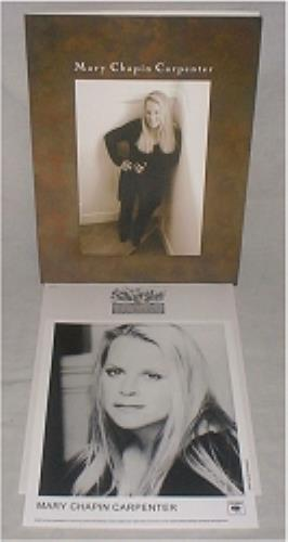 Mary Chapin Carpenter Time Sex Love media press pack US M-CPPTI189843