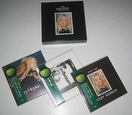 Mary Hopkin The Mary Hopkin Collection box set Japanese MHPBXTH336349