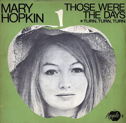 Mary Hopkin Those Were The Days Dutch 7 Quot Vinyl Single 7