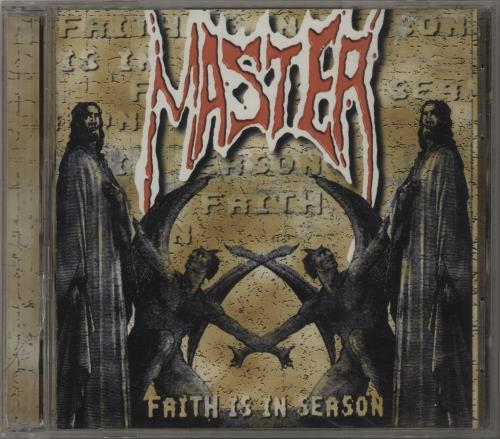 Master Faith Is In Season CD album (CDLP) German O25CDFA678794