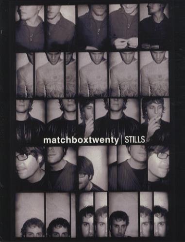Matchbox 20 Stills tour programme US MBXTRST428323