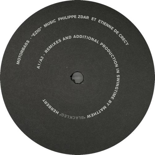 "Matthew Herbert Herbert Meets Motorbass and Rednail 12"" vinyl single (12 inch record / Maxi-single) German M3V12HE641409"