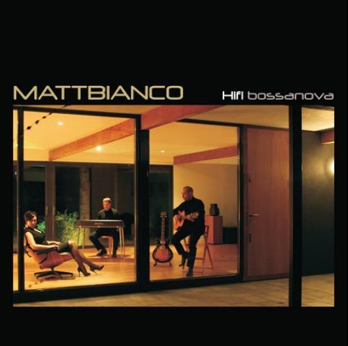 Matt Bianco Hifi Bossanova CD album (CDLP) UK MTBCDHI483472