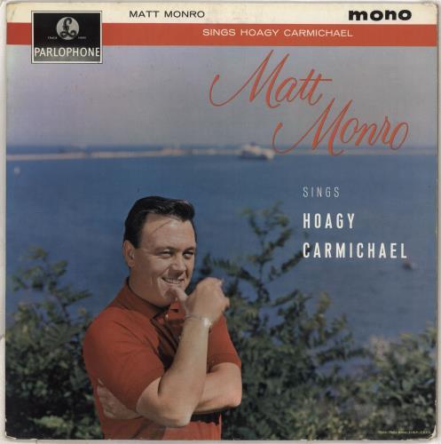 Matt Monro Sings Hoagy Carmichael - EX vinyl LP album (LP record) UK MTNLPSI711453