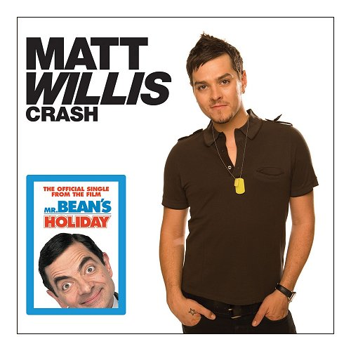 "Matt Willis Crash CD single (CD5 / 5"") UK MT5C5CR396659"