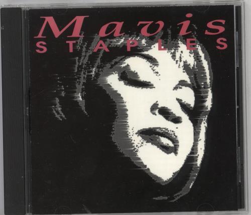 Mavis Staples Mavis Staples CD album (CDLP) US MAVCDMA728039