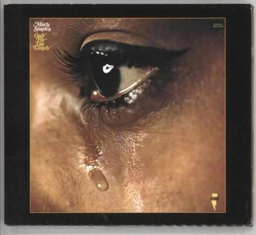 Mavis Staples Only For The Lonely CD album (CDLP) German MAVCDON728031