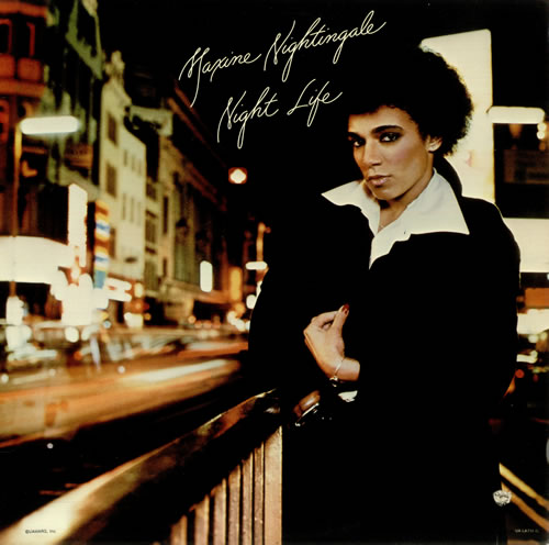Maxine Nightingale Night Life vinyl LP album (LP record) US MP6LPNI454447