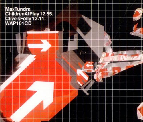 "Max Tundra Children At Play CD single (CD5 / 5"") UK M6-C5CH530628"