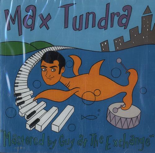 Max Tundra Mastered By Guy At The Exchange CD album (CDLP) UK M6-CDMA587717